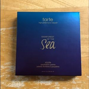 Tarte Sizzle Eyeshadow Palette